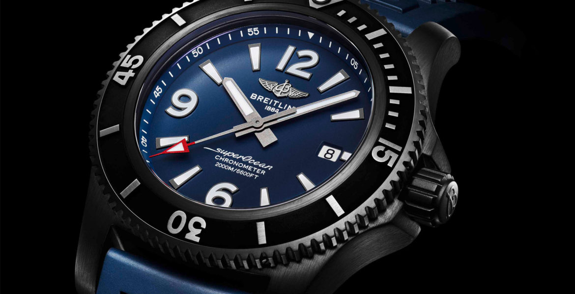 Baselworld 2019: Giving you the details of the Breitling SuperOcean II