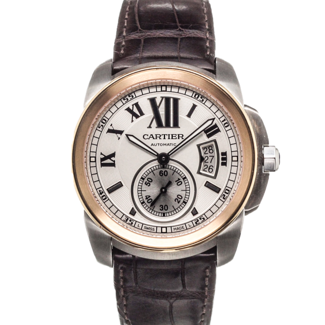 The innovative mechanisms of the Calibre de Cartier