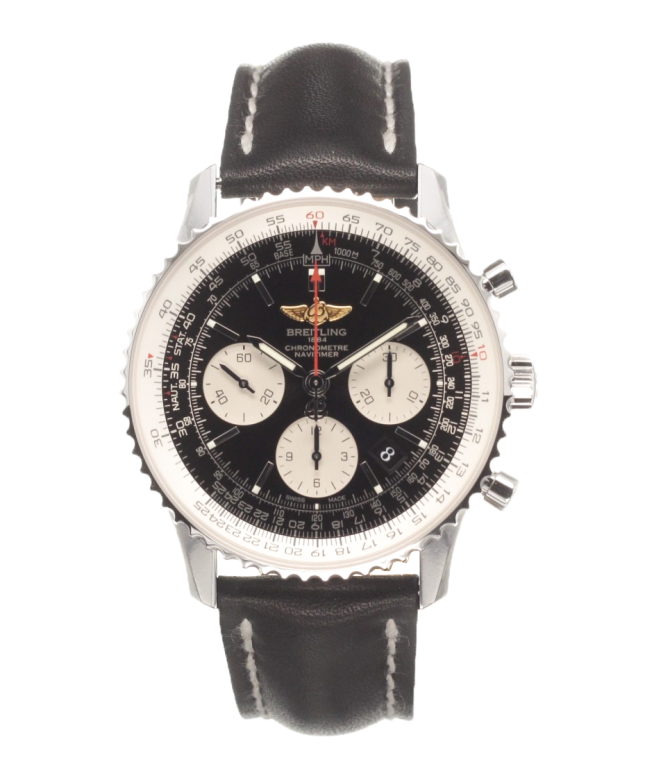A watch (not only) for pilots