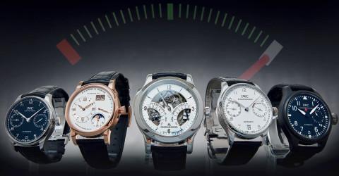 Top 5 Luxusuhren mit sichtbarer Gangreserve