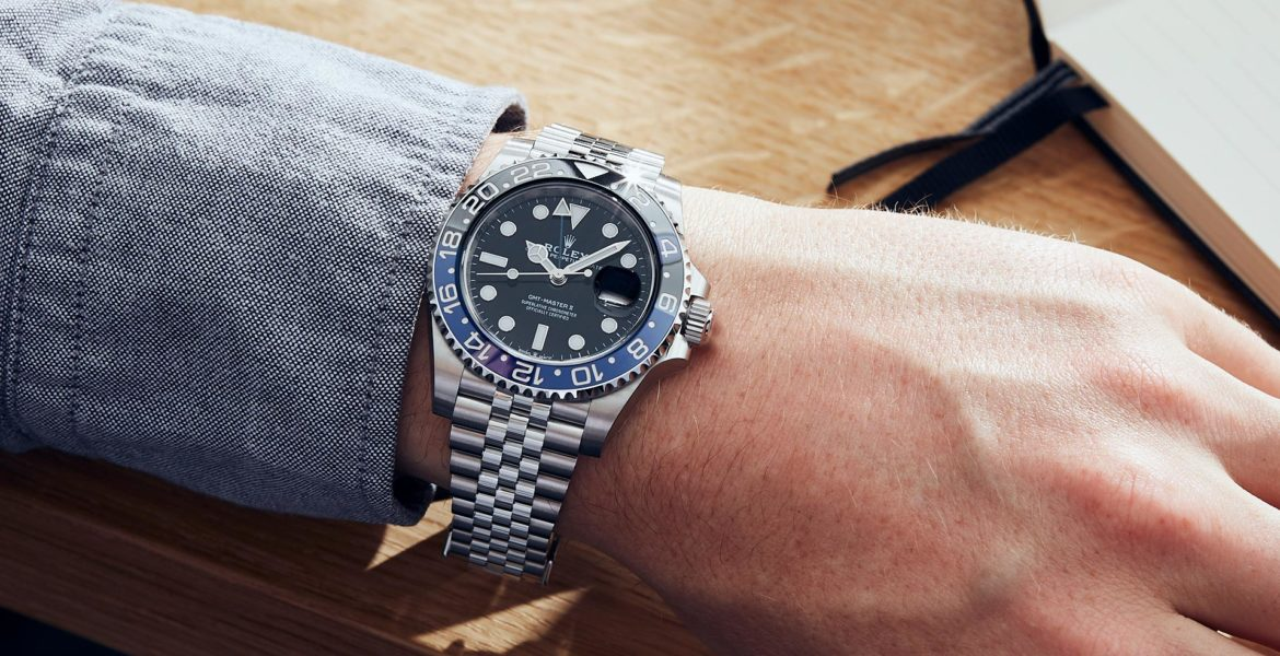Baselworld 2019: The Rolex GMT-Master II BLNR is relaunched!