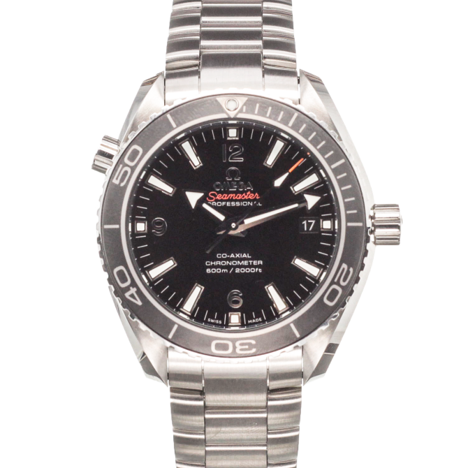 The many faces of the Omega Seamaster Planet Ocean