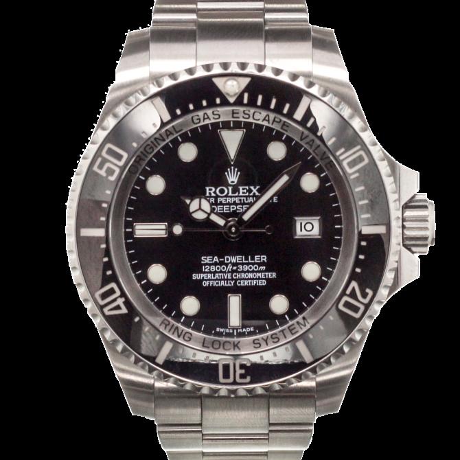 A top-class diving watch