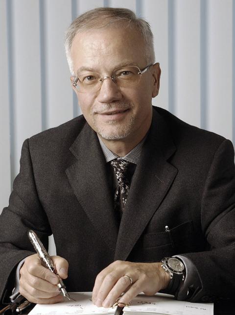 Ex-Richemont CEO Norbert Platt wird Berater des Verwaltungsrats