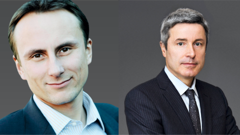 Jacob Fonnesbech Aqraou und Hamdi Chatti treten in den Vorstand ein