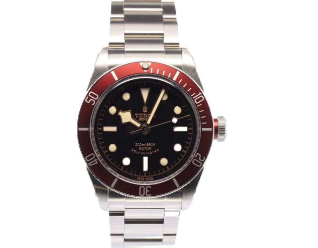 From the Submariner to the Heritage Black Bay