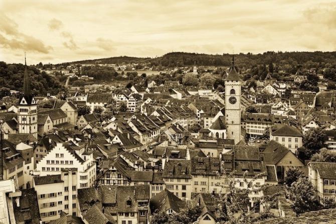 The International Watch Company from Schaffhausen, Switzerland