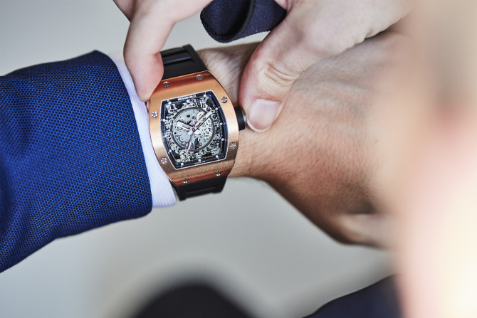 Richard Mille - A watch manufacturer with a young history