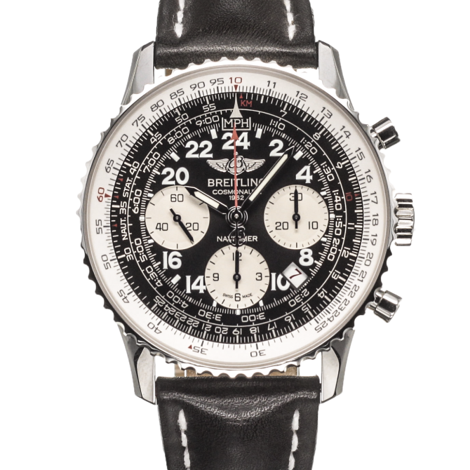 The Navitimer Cosmonaute by Breitling