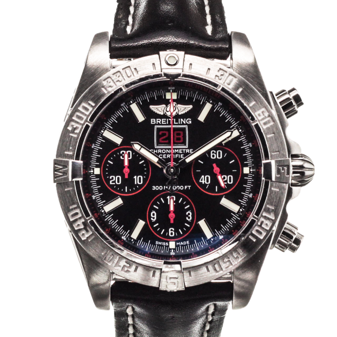 The black star by Breitling