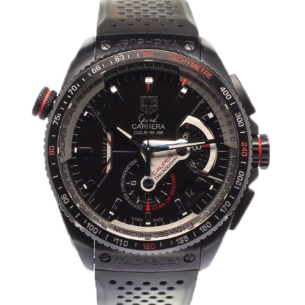 A watch (not only) for the fans of motorsports