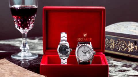 Die Top 5 Vintage-Uhren von Rolex