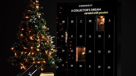 The CHRONEXT Advent Calendar