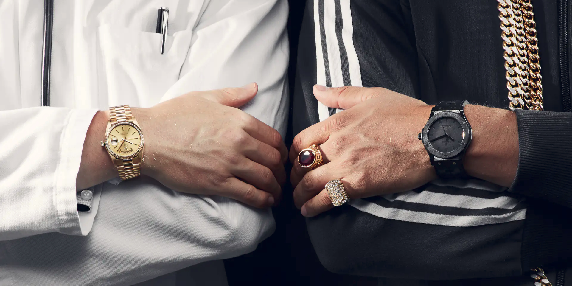 From Jay Z to Jordan Belfort: 9 types of men who wear luxury watches