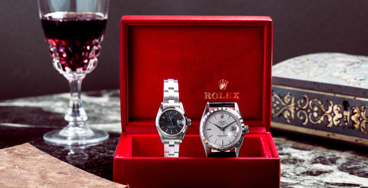 Top 5 Vintage Watches from Rolex