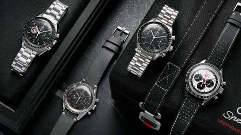 Omega Speedmaster – a classic watch worn on famous wrists