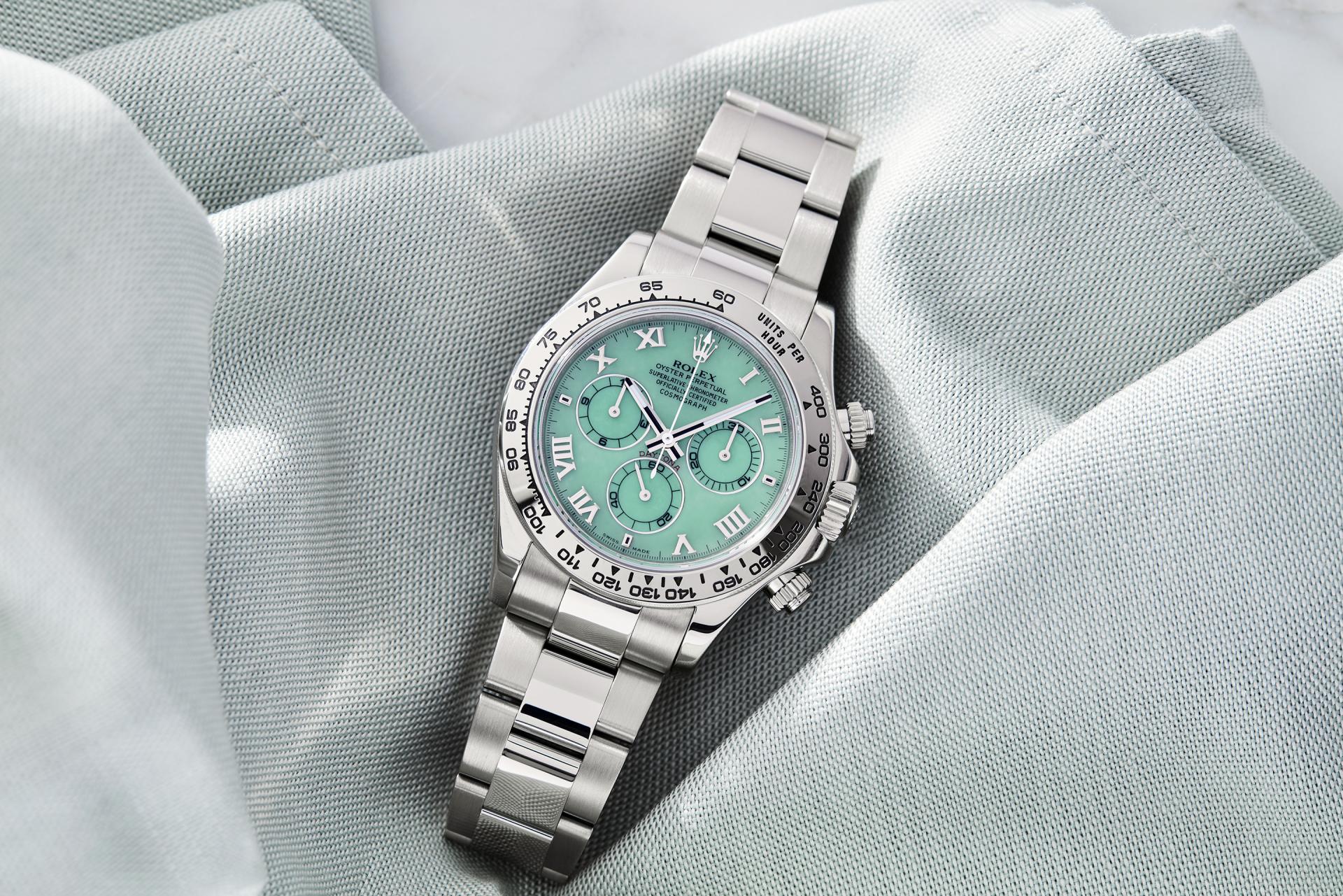 Rolex, IWC & Co – Top 5 Swiss Watch Brands
