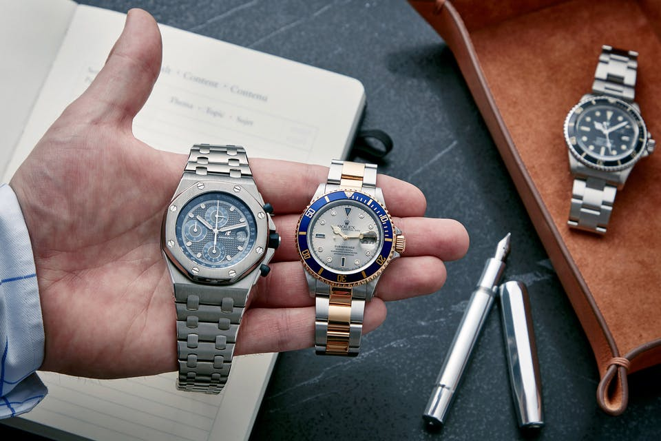 Watches as an investment – a sensible choice in times of a crisis