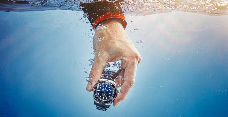 Alles rund um die Wasserdichtigkeit Ihrer Uhr