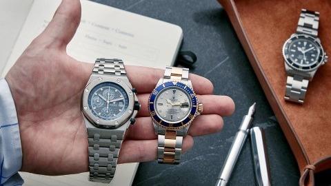 Wie investiere ich in Uhren?
