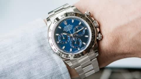 Die Top 5 der aktuellen & aufkommenden Investment-Uhren