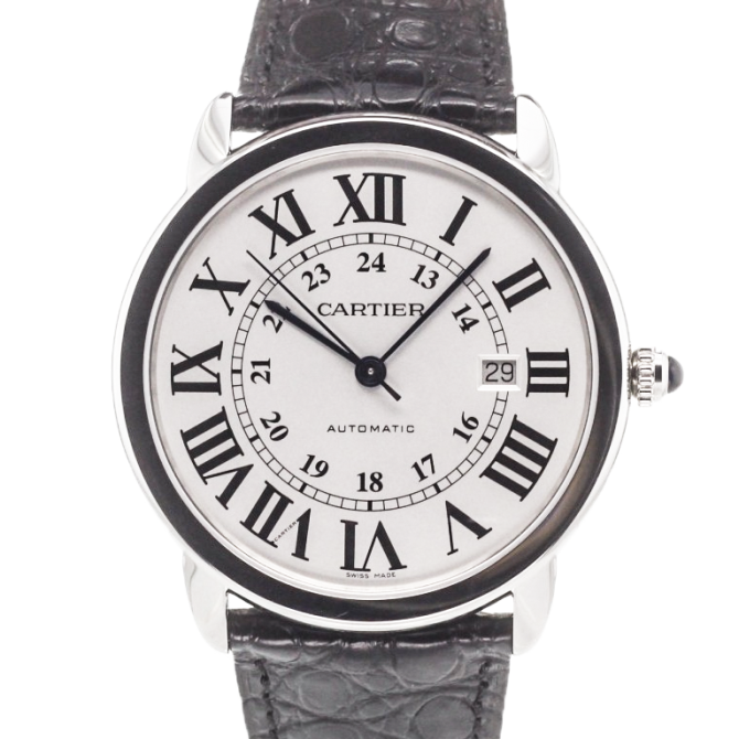 The distinct character of the Ronde Solo de Cartier