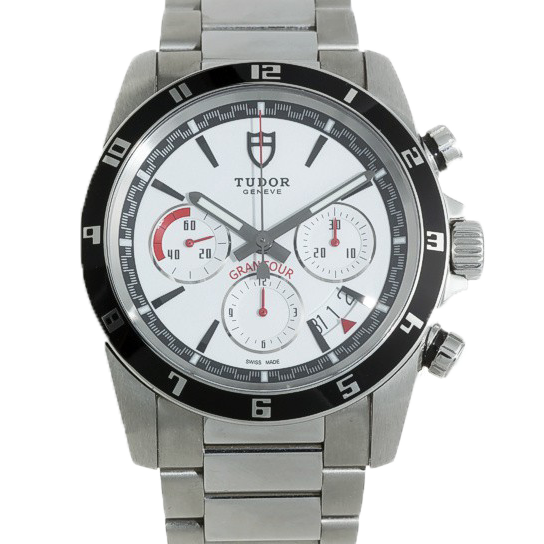 Grantour - the racing watch by Tudor