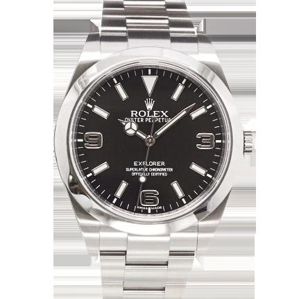 Eine Rolex Uhr für Bergsteiger und Entdecker