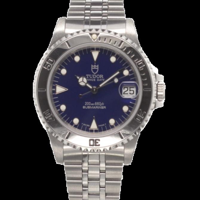 Legendary diver's watch