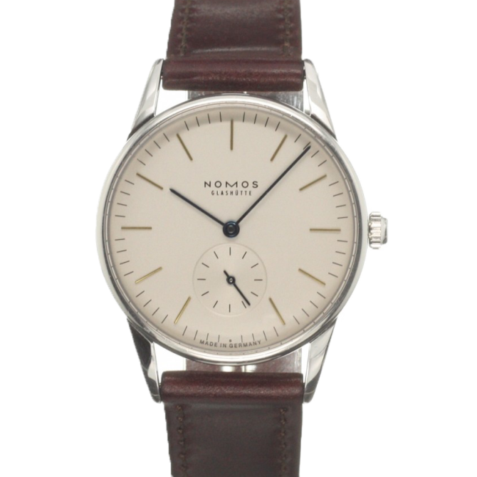 The hidden gem from Nomos Glashütte