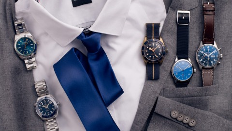 The Perfect Summer Pick – Watches with a Blue Dial