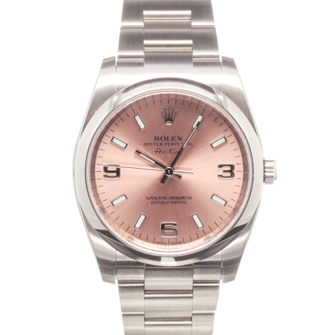 The understated Rolex classic