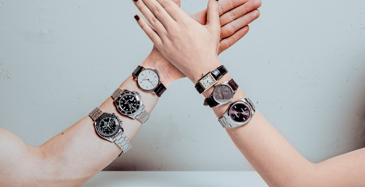 Part 1: How to start your watch collection