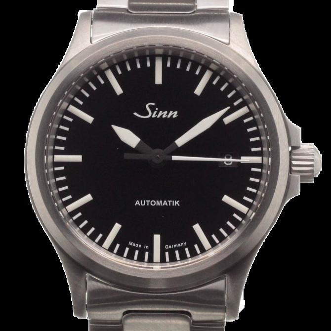 Mechanical Sinn watches
