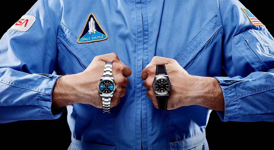The Milgauss vs The Ingenieur: Battle of the Anti-Magnets