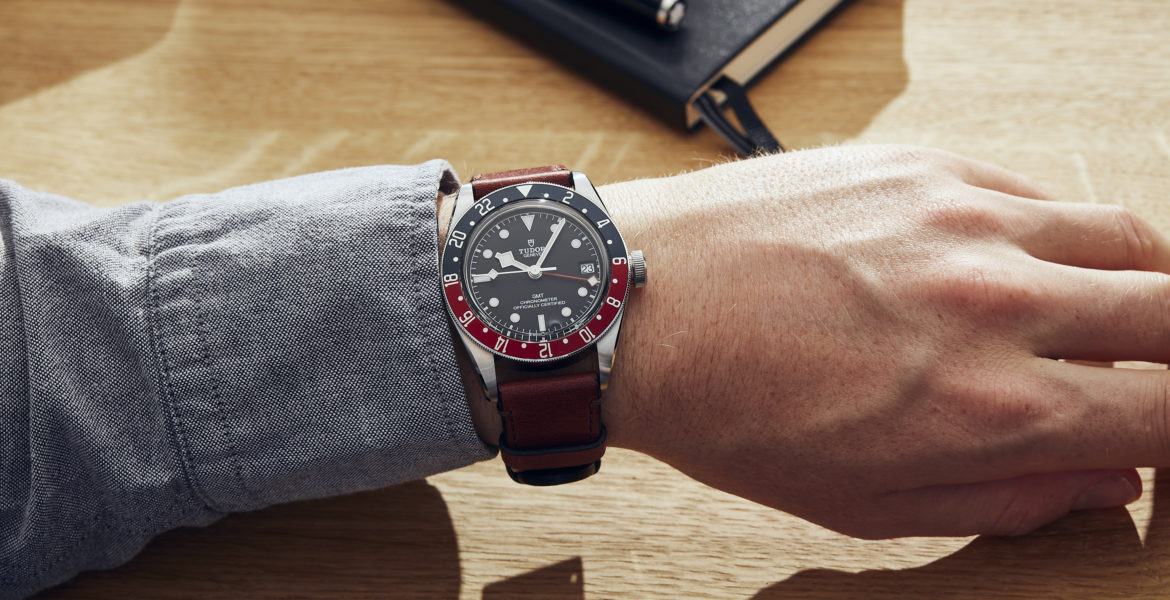 A week with the Tudor Black Bay GMT