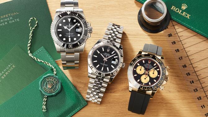 Rolex-Uhren bei CHRONEXT kaufen