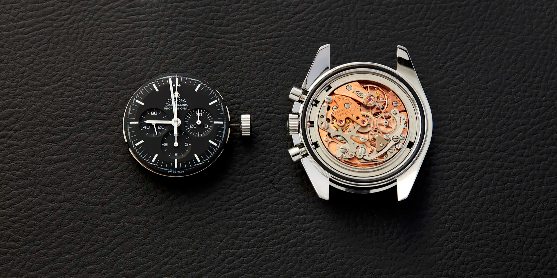From Breitling to Rolex: This Is How Our Top 10 Watches Look Naked