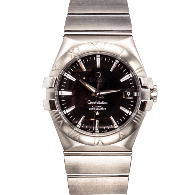 A perfect luxury watch