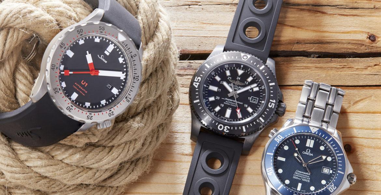 Toolwatches für Taucher: 5 Alternativen zur Rolex Submariner