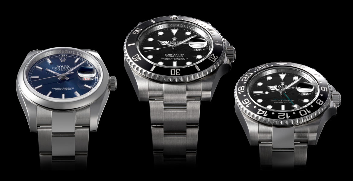 Rolex takes the top third year in a row & Cartier surprises us