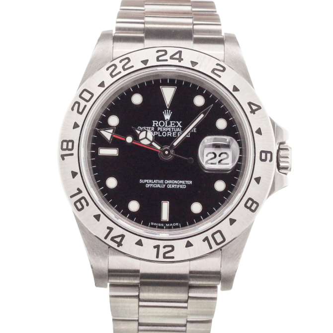 Explorer II - Eine Uhr für Lebensabenteurer