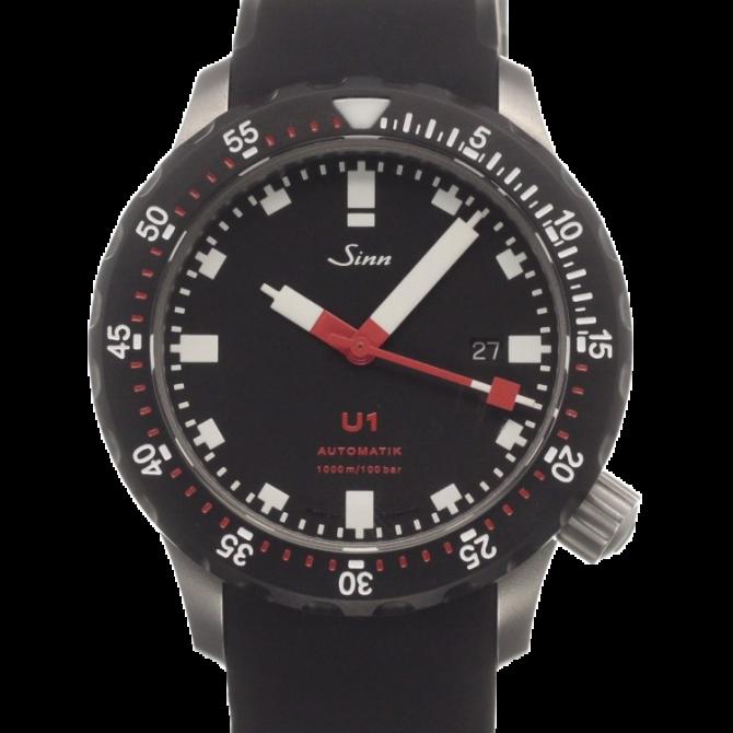 Diving watches from Sinn