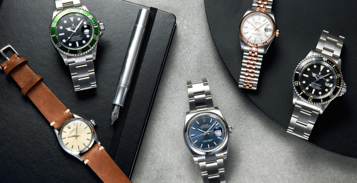 5 reasons why we love Rolex