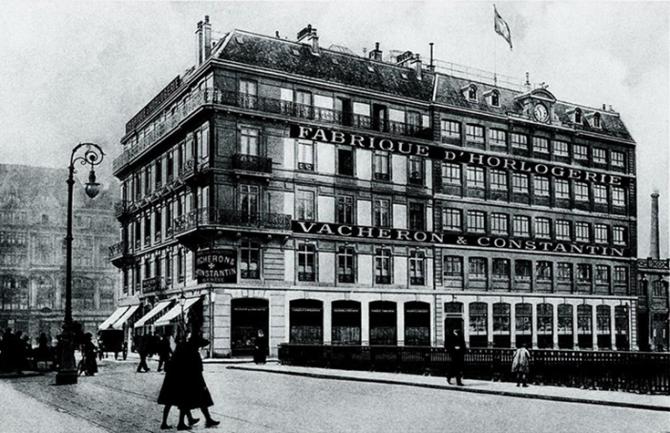 Geneva-based from the very beginning