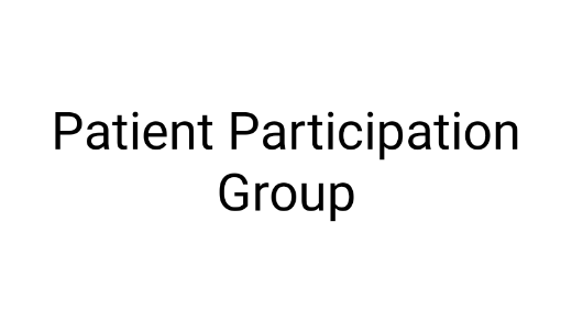 Patient participation group