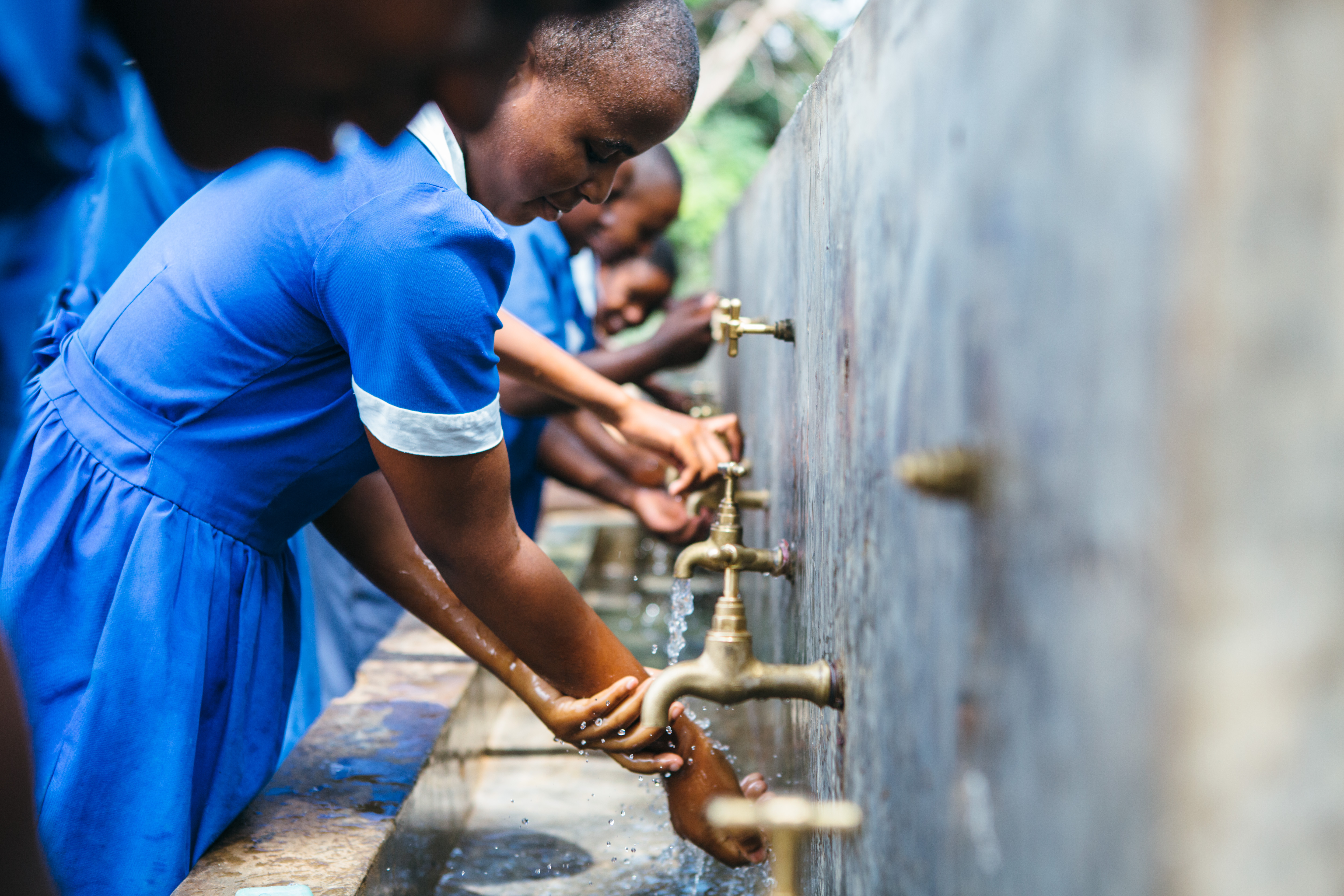 Malawi_School Handwashing