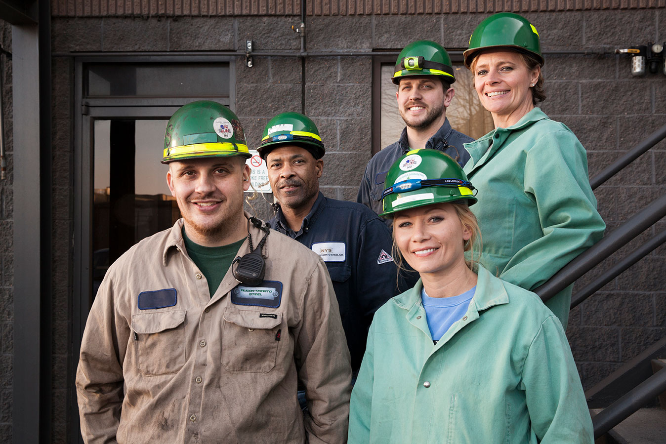 Careers WhyNucor