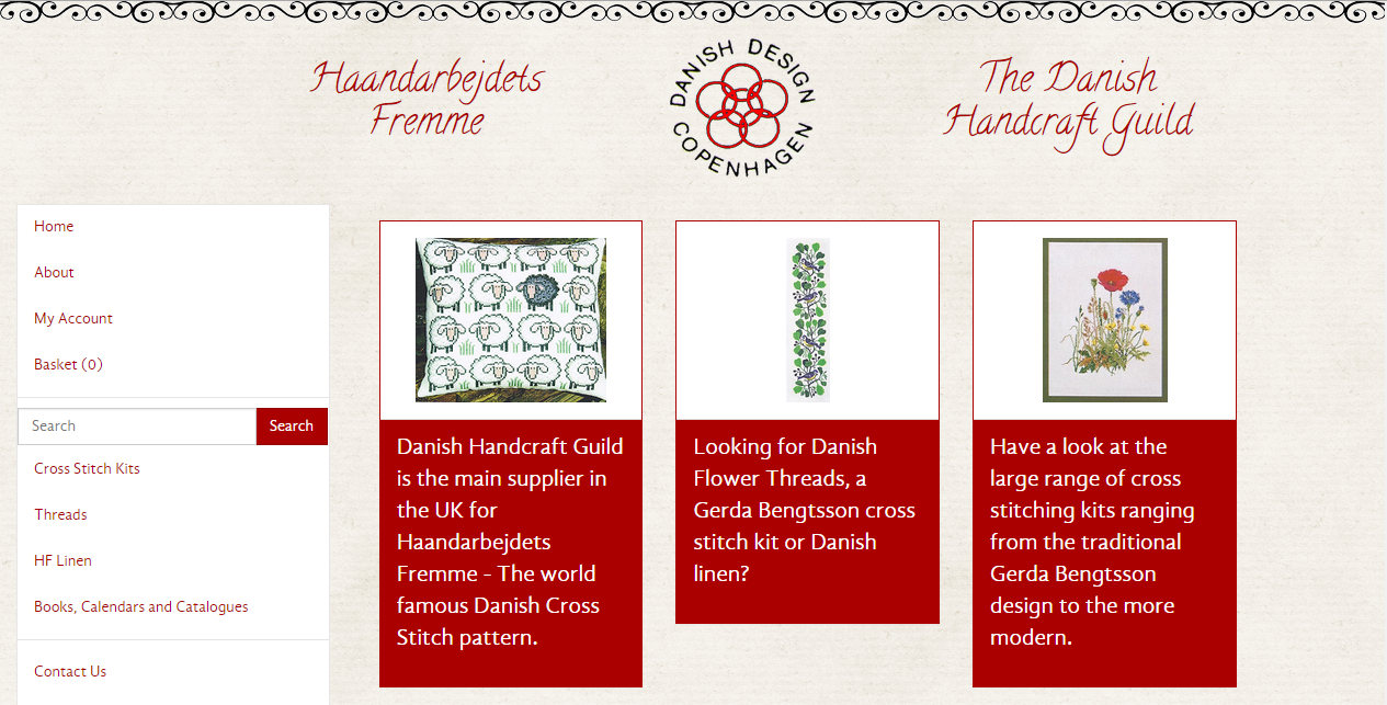 Danish Handcraft Update