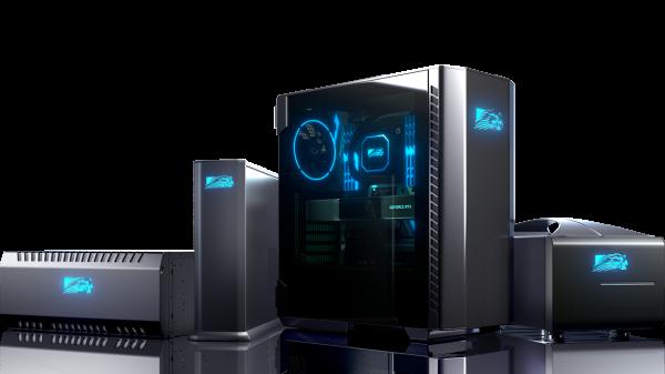 Falcon Northwest desktop PC lineup
